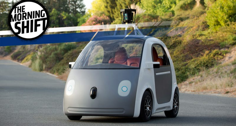 Illustration for article titled Google Reportedly Gives Up On Making Its Own Car