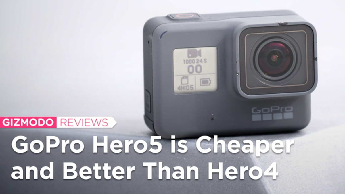 GoPro Hero5 Review A More Perfect Action Camera