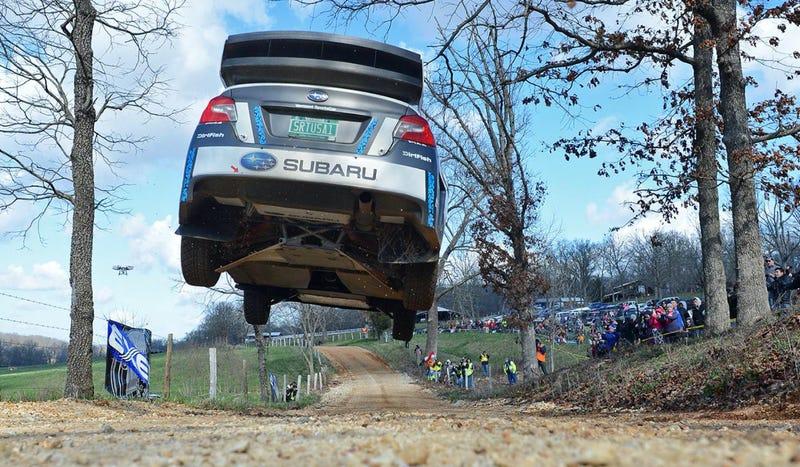 Photo credit: Subaru Motorsports