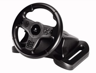 Illustration for article titled Logitech Rolls Out Driving Force Wireless Gaming Wheel for Playstation