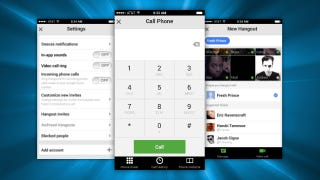 Google Hangouts for iOS Adds Free Voice Calling