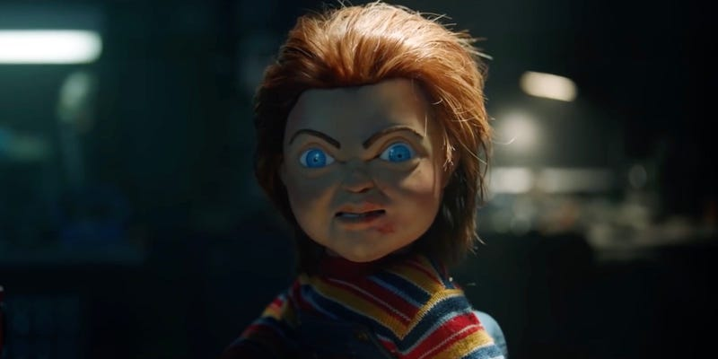 Illustration for article titled Chucky may be wi-fi enabled in the new Child's Play, but it's hardly an upgrade
