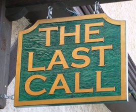 Illustration for article titled LAST CALL (FOR REAL THIS TIME)