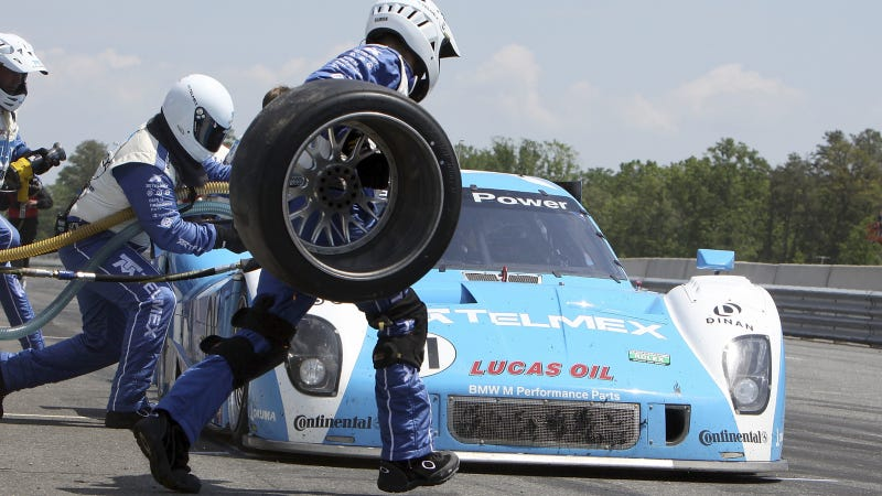 Illustration for article titled Weekend Motorsports Roundup: October 20-21, 2012