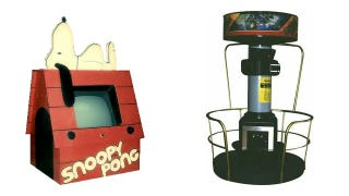Illustration for article titled Atari's Awesome Arcade Prototypes