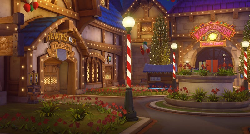 Illustration for article titled Overwatch Map Pulled After Players Get Stuck In Spawn Rooms