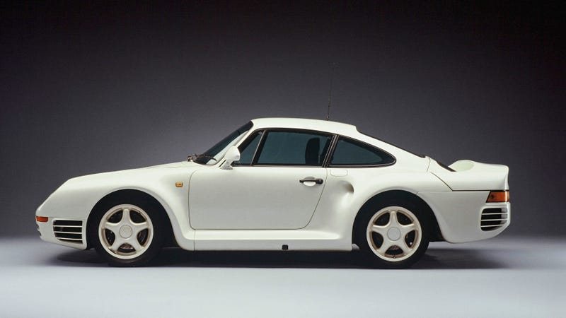 Porsche Is 3D Printing Hard-To-Find Parts For The 959 And Other Classics