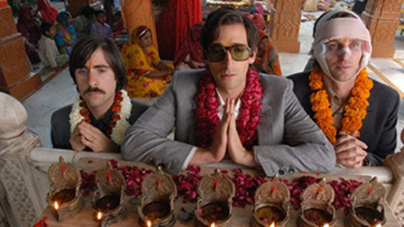 Illustration for article titled The Darjeeling Limited