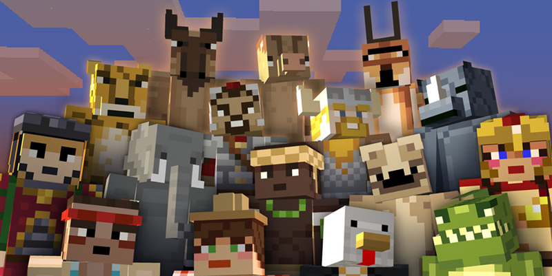 Rogue Minecraft Skins Infect 50,000 Players With Malware
