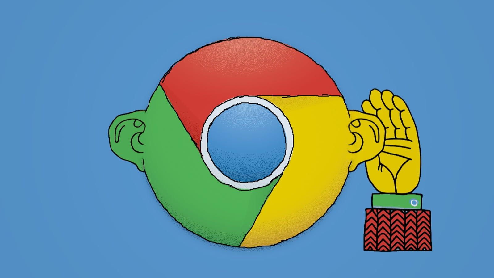 Cómo evitar que escuchen tus conversaciones en Chrome