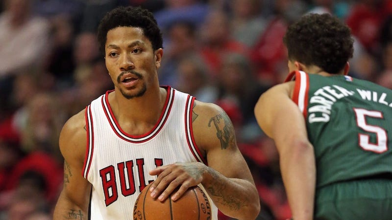 Basketball Player Derrick Rose Accused Of Drugging And Gang Raping