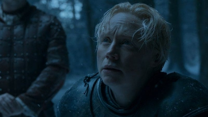 Illustration for article titled I'm Starting to Think the Greatest Hero in Game of Thrones Is Brienne of Tarth