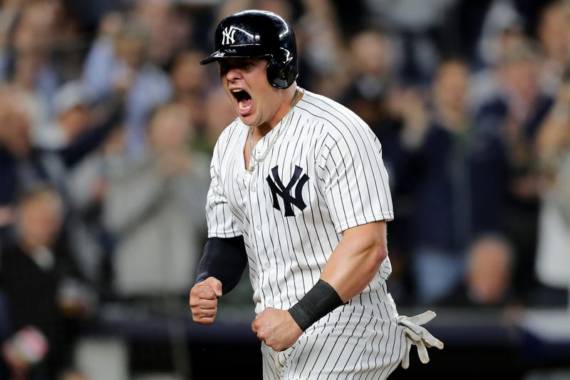 check out 0c8a3 a6df4 Beefy Baseball Boy Luke Voit Is The Yankees' Not-So-Secret ...