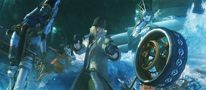 Illustration for article titled Mulit-Platform Final Fantasy XIII Won't Be Compromised