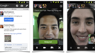 Illustration for article titled Google+ Adds Hangouts to the Android App