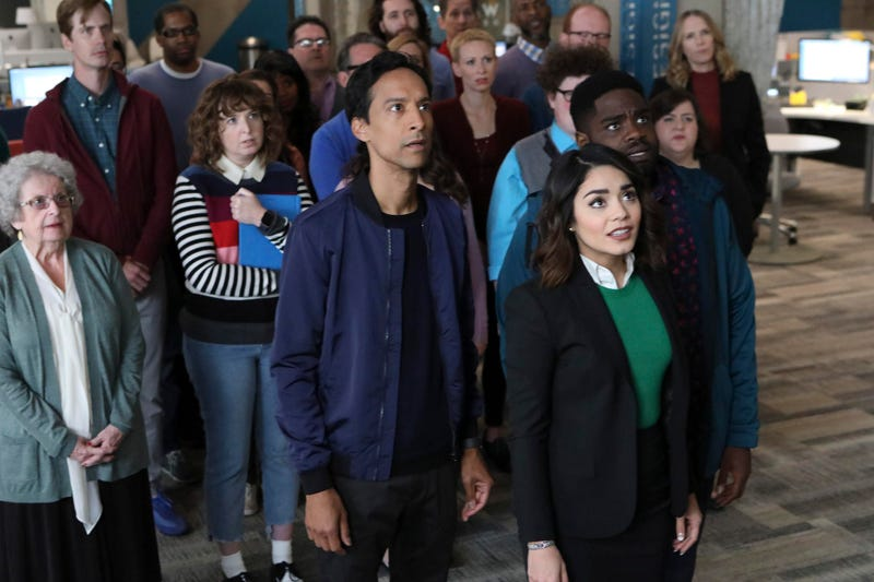 """Illustration for article titled Powerless 1x01 """"Wayne or Lose"""" Review"""