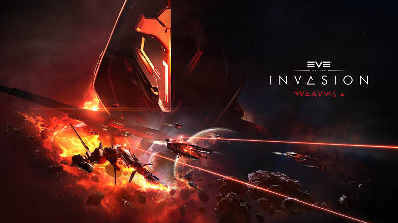 Illustration for article titled EVE Online's Latest Expansion Brings An Alien Invasion