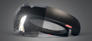 Illustration for article titled A 3D Model of Microsoft's HoloLens Is the Closest You Can Get For Now