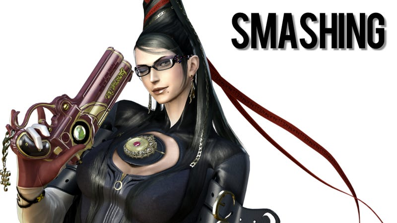 Illustration for article titled The Case for Why Bayonetta Could Be in the New Smash Bros.