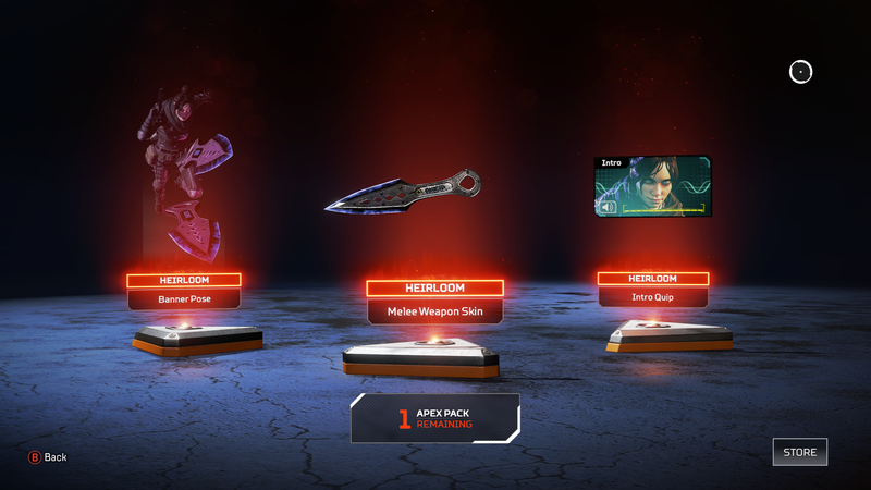 Apex Legends Player Spent $500 To Unlock A Rare Item, Says 'It Wasn't Worth It'