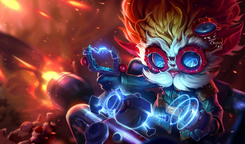 Illustration for article titled League of Legends Has Flipped Its Metagame On Its Head