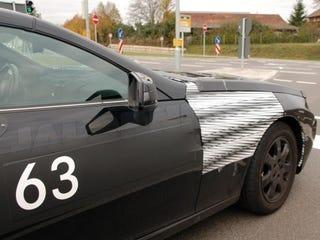 Illustration for article titled Next-Gen Mercedes SLK Dreaming Of A 6.3-Liter V8