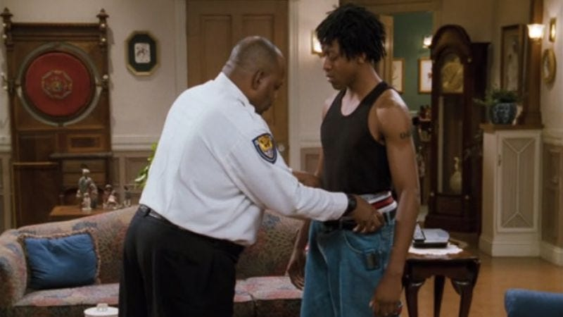 Reginald VelJohnson, Jaleel White