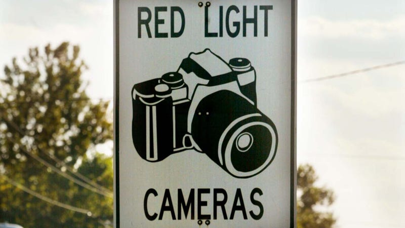 Illustration for article titled Florida Man Arrested For Protesting Red Light Camera, Not For Nudity