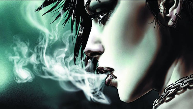 Illustration for article titled Lisbeth Salander Sadly Over-Sexualized In Dragon Tattoo Graphic Novel