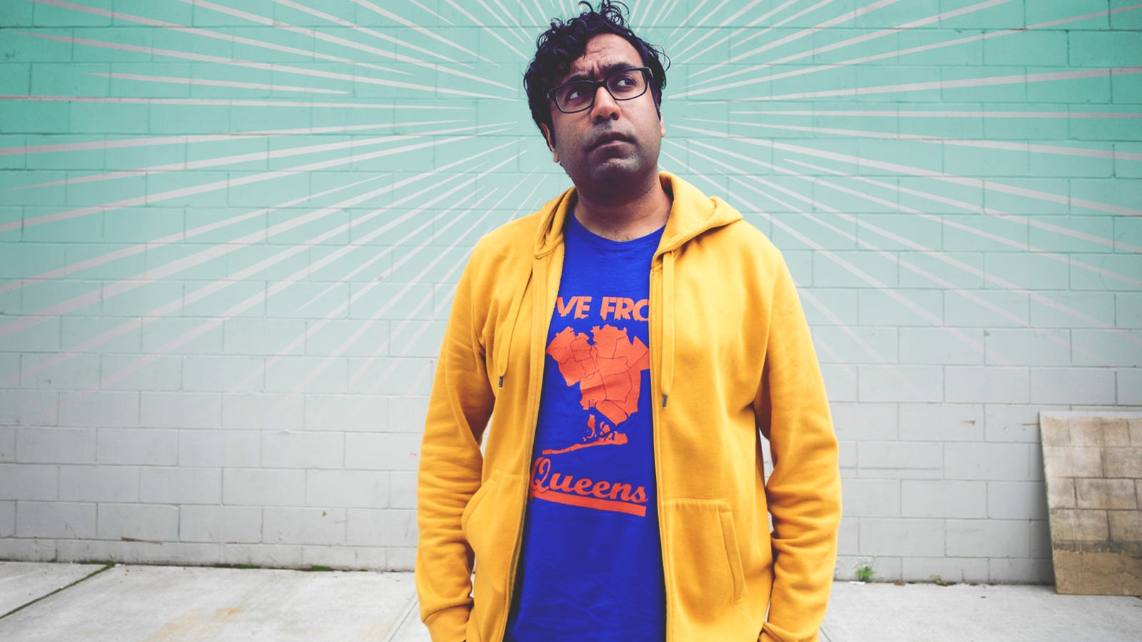 Hari Kondabolu on loving The Simpsons, but hating Apu (and making a movie about it)