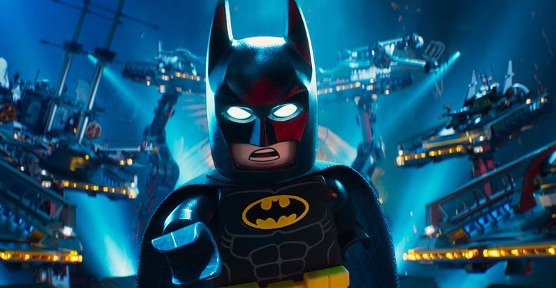 Illustration for article titled Lego Batman Movie Easter Egg Puts the Batcomputer in Your iPhone