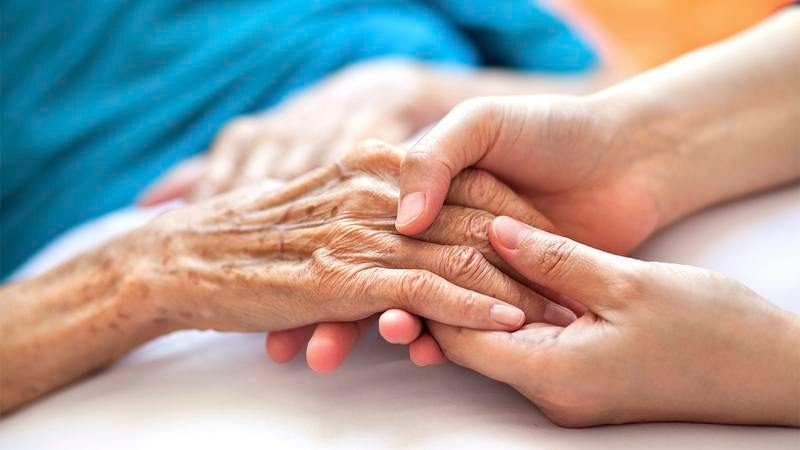 Taking Care Of Your Elderly Parents Can Be A Beautiful Experience If They're Very, Very Sexy