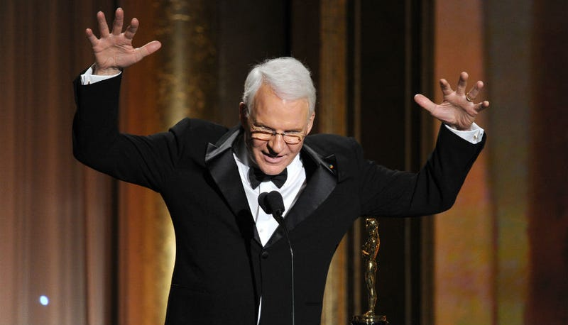 Illustration for article titled Steve Martin Apologizes for Dumb Racist Tweet