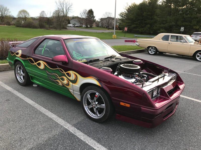 Illustration for article titled Dodge Daytona