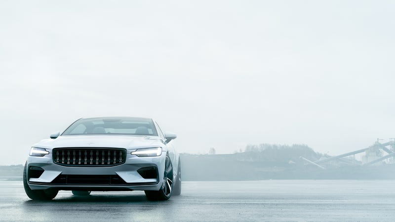 First markets announced for new Polestar 1