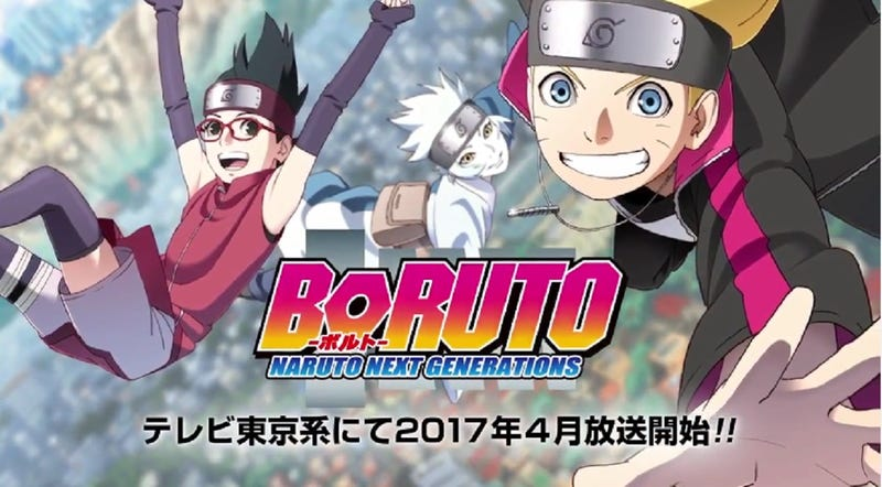 Illustration for article titled Boruto: Naruto Next Generationsand the Filler Dilemma