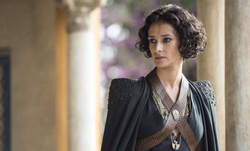 hey game of thrones wtf is up with dorne. Black Bedroom Furniture Sets. Home Design Ideas
