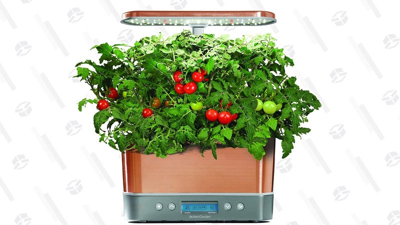 AeroGarden Harvest Elite | $90 | Amazon