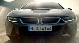 Illustration for article titled The BMW i8 commercials are as beautiful as the car itself