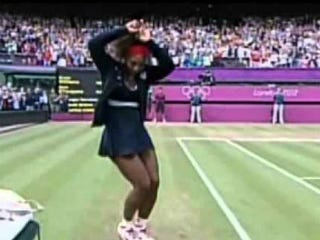 So Serena S Crip Walk Is Controversial Now