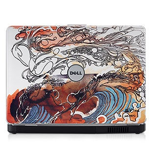 Illustration for article titled Dell Goes Urban With Mike Ming's Art House Laptops