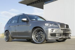 Illustration for article titled Hamann BMW X5 E70