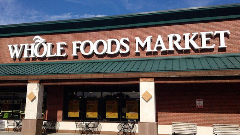 Amazon and Whole Foods footprints are remarkably similar — Geographic analysis