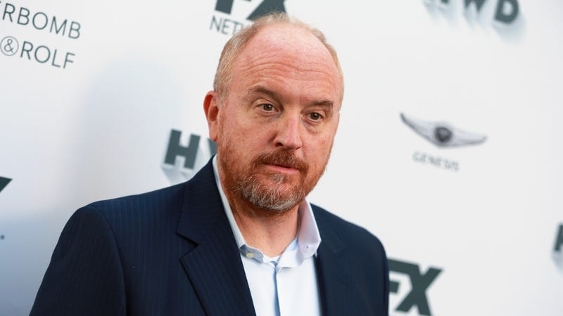 Illustration for article titled Sarah Silverman says Louis CK would ask to masturbate in front of her when they were younger