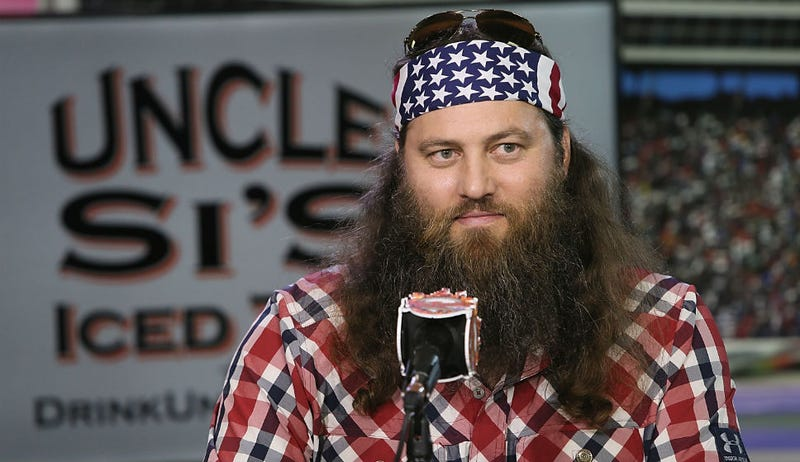 Illustration for article titled Another Duck Dynasty Star Also Has Stupid Things To Say About Gays