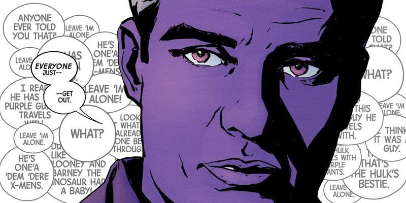 Killgrave in Jessica Jones #13.