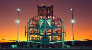 Illustration for article titled NASA Is Tearing Down One of the Last Vestiges of Its Shuttle Program