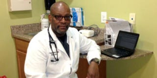 Dr. Gregory McGriff (Gregory McGriff via NPR)