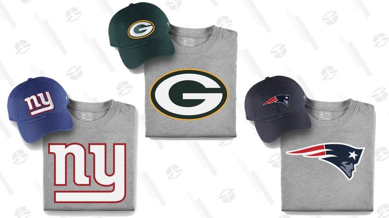 NFL Shirt + Hat Bundles | $16-$30 | Fanatics