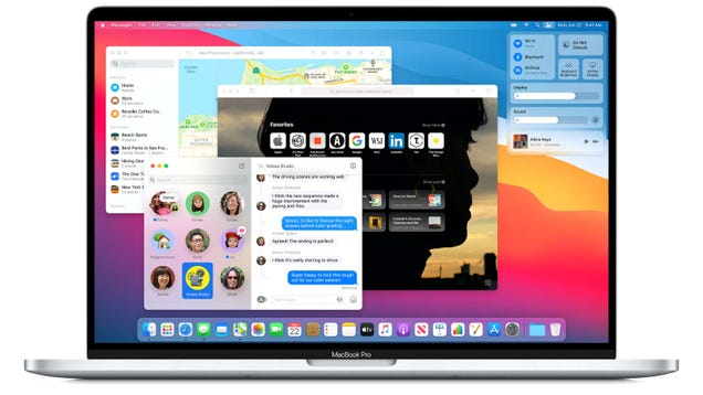 Finally! Apple Is Dropping macOS Big Sur November 12